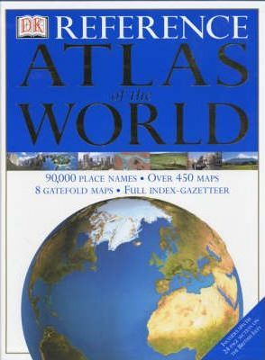 DK Reference Atlas of the World
