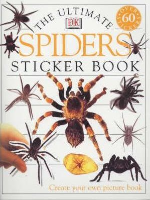 The Ultimate Spiders Sticker Book