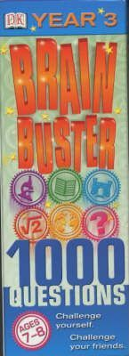 Brain Buster Quiz Cards: Year 3