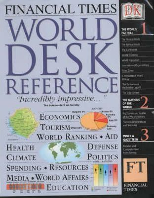 """""""Financial Times"""" World Desk Reference"""