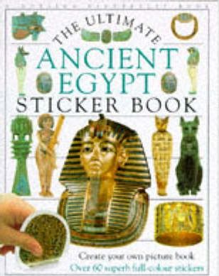 Ultimate Ancient Egypt Sticker Book