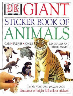 The Ultimate Animal Sticker Book