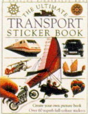 The Ultimate Transport Sticker Book