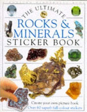 Rocks and Minerals Ultimate Sticker Book