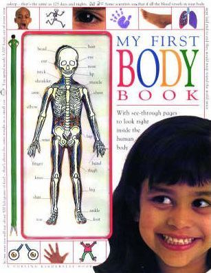 MY FIRST BODY BOOK 1st Edition - Cased
