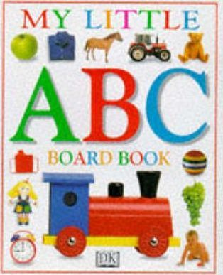 My First ABC Board Book