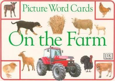 Picture Word Cards: on the Farm