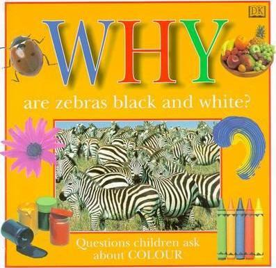 Why are Zebra's Black and White?