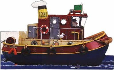 Tugboat Board Book