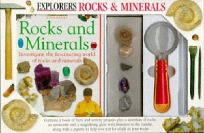 Explorers Rocks and Minerals