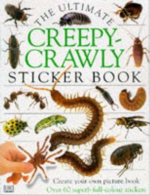 Creepy Crawlies Ultimate Sticker Book