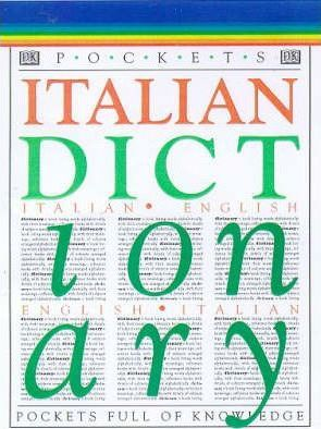 Pocket Italian-English Dictionary