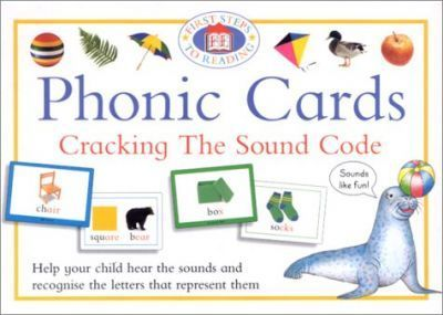 First Step Reading: Phonic Word Cards