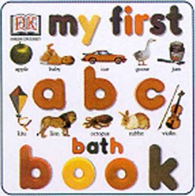 My First ABC Bath Book