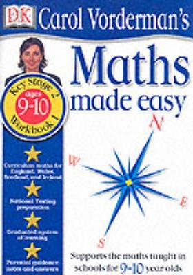 Maths Made Easy Age 9-10 Book 1