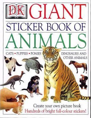 Animal Bumber Book Ultimate Sticker Book