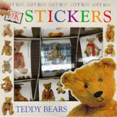 Sticker Gift Boxes: Teddy Bears