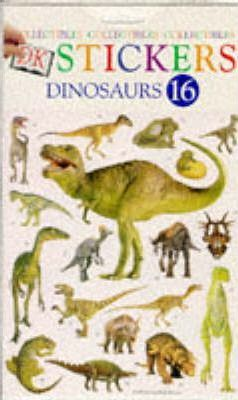 Dk Stickers: Collectibles 16: Dinosaurs