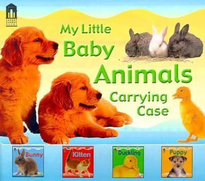 My Little Baby Animals Carrying Case