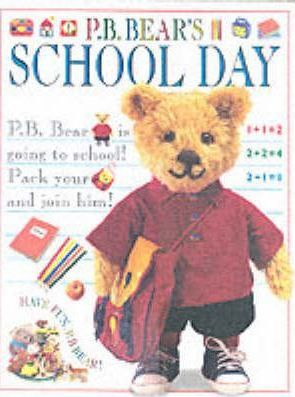 P B Bear's School Day