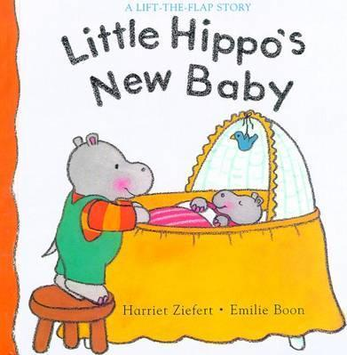 Little Hippo and the New Baby