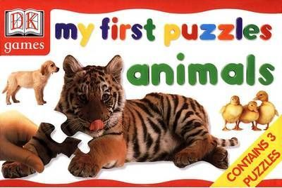 My First Puzzles Animal
