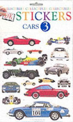 Dk Stickers: Collectibles 3:Cars (Six-Copy Pack): 1