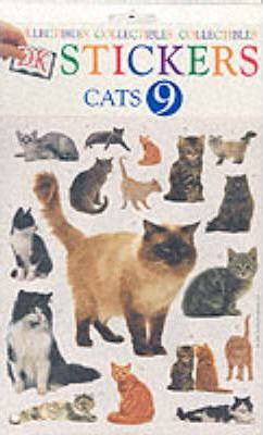 Dk Stickers: Collectibles 9: Cats (Six-Copy Pack): 1