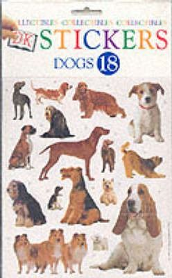 Dk Stickers: Collectibles 18 - Dogs (Six-Copy Pack)