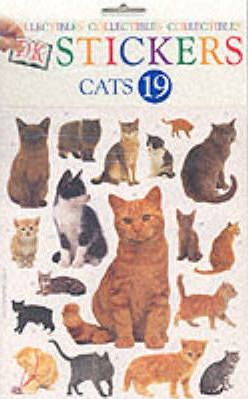 Dk Stickers: Collectibles 19 - Cats (Six-Copy Pack)