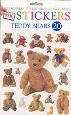 Dk Stickers: Collectibles 20: Teddy Bear (Six Copy Pack): 2