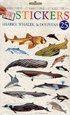 Dk Stickers: Collectibles 25 - Sharks and Whales (Six-Copy Pack): 3