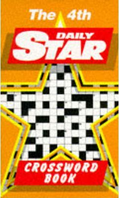 """""""Daily Star"""" Crossword Book: No.4"""