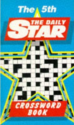 """""""Daily Star"""" Crossword Book: No.5"""
