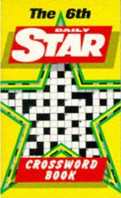 """Daily Star"" Crossword Book: No.6"