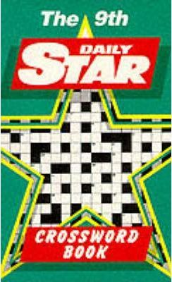 """""""Daily Star"""" Crossword Book: No.9"""