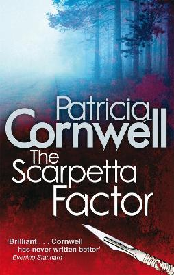 The Scarpetta Factor Cover Image