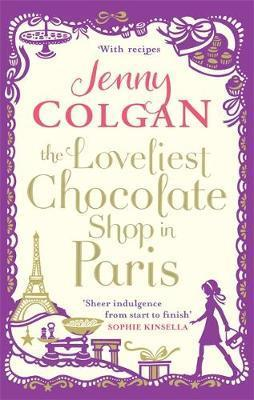 The Loveliest Chocolate Shop in Paris Cover Image
