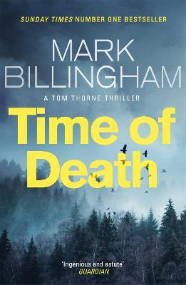 Time of Death Cover Image