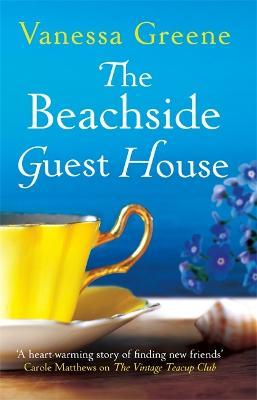 The Beachside Guest House Cover Image