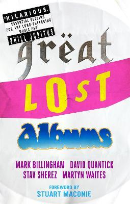Great Lost Albums