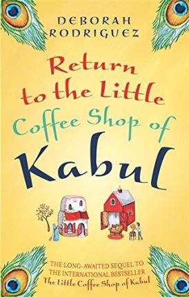 Return to the Little Coffee Shop of Kabul Cover Image