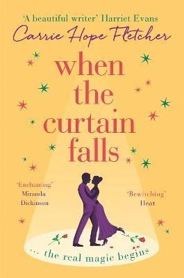 When The Curtain Falls : The TOP FIVE Sunday Times Bestseller