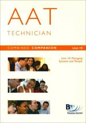 AAT Technician 2004: Combined companion, unit 10