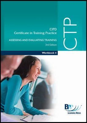 CTP - Paper 4 Assessment and Evaluation Training Workbook