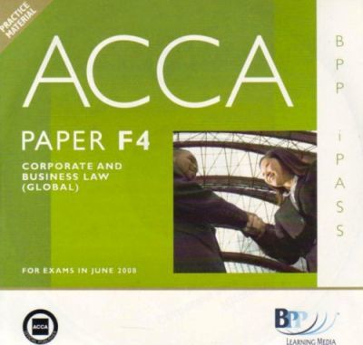 ACCA I-Pass Corporate and Business Law