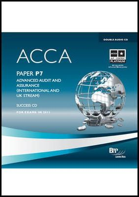 ACCA - P7 Advanced Audit and Assurance (INT and GBR) : BPP
