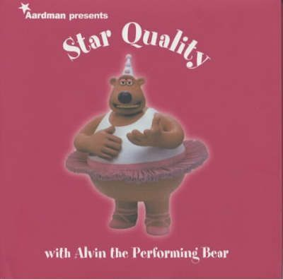 """Creature Comforts"" Presents Star Quality with Alvin the Performing Bear"