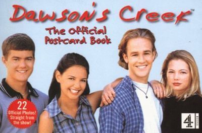 Dawson's Creek Official Postcard Bk