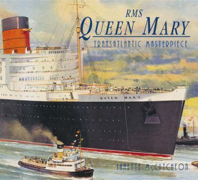 """R.M.S.""""Queen Mary"""""""